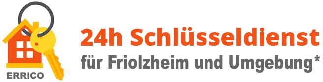 Schlüsseldienst für Friolzheim